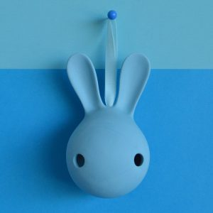 cuniculus baby blue with ribbon