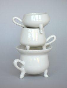 Cafe pompes set, stack