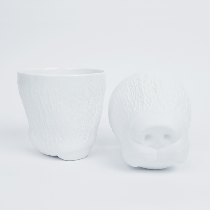 dog snout cups