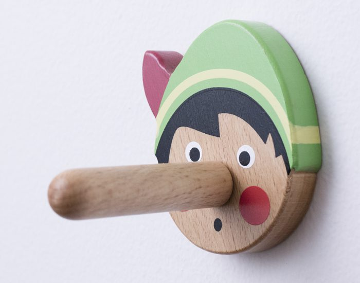 honest boy coat hook