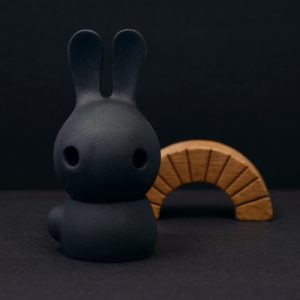 cuniculus small with body black