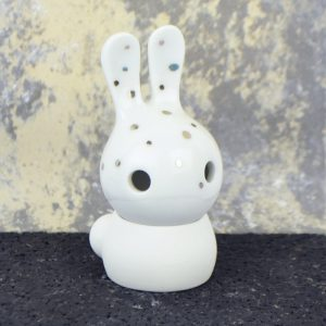 Cuniculus small with body, platina dots