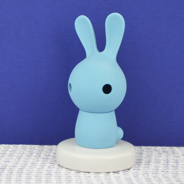 Cuniculus large with body, light blue