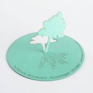 Riethorst stromenland giveaway, bookmark