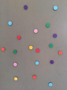 confetti magnets