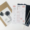 Paper Flowers DIY kit, special edition